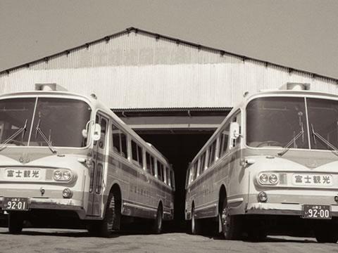 富士観光開発 観光バス