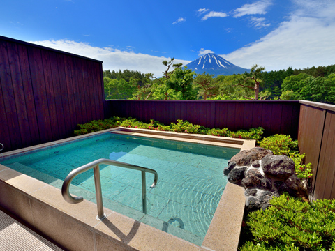 富士眺望の湯ゆらり リニューアルオープン