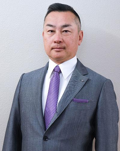 富士観光開発株式会社 代表取締役社長 志村和也