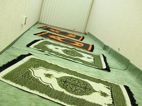 ふじてんスノーリゾート イスラム教徒向け礼拝堂常設