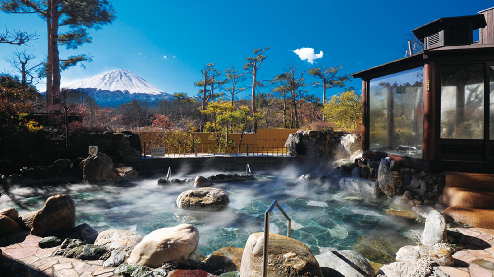 富士眺望の湯 ゆらり スライド1枚目