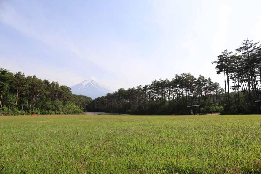 富士山パーキング スライド1枚目
