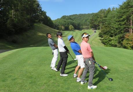 全社員ゴルフ大会