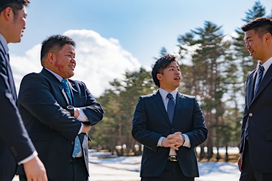富士観光開発 若手社員座談会